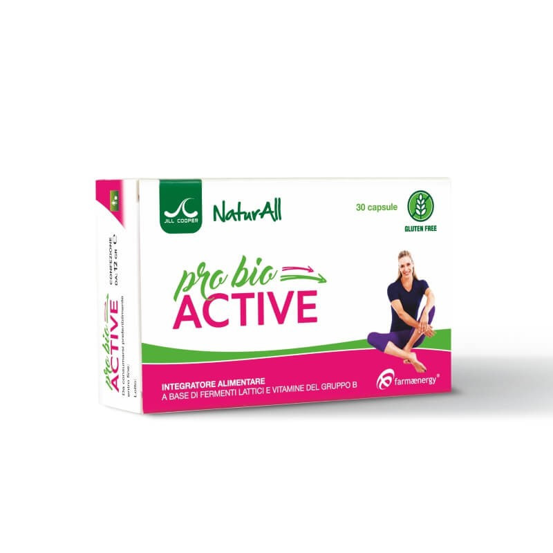 Pro Bio Active 30 cpr Farmaenergy