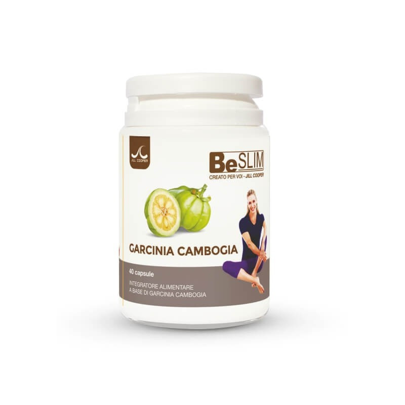 Garcinia Cambogia 60cpr BeSlim Jill Cooper