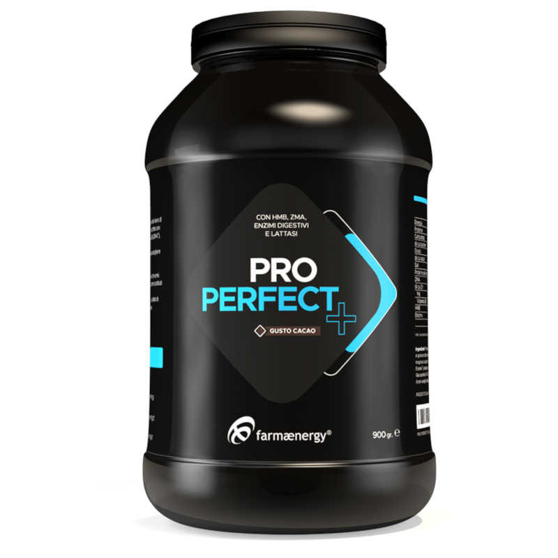 Pro-Perfect Proteine Concentrate del siero del latte