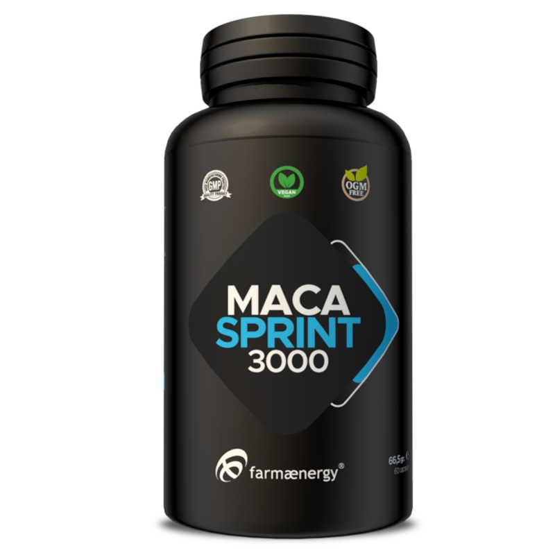 MACA SPRINT 3000 60 Capsule