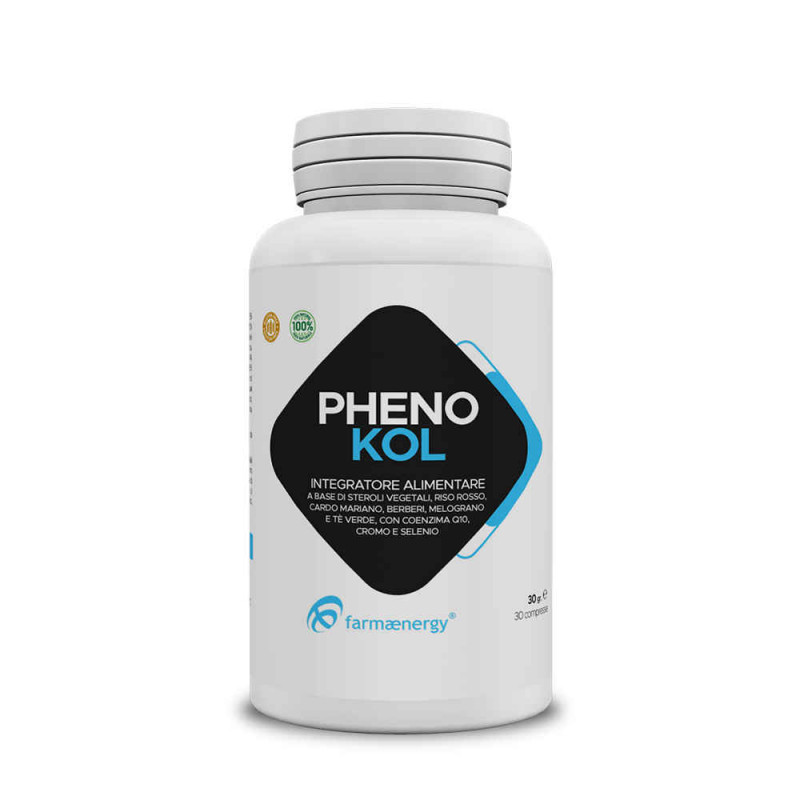 Phenokol 30cpr New