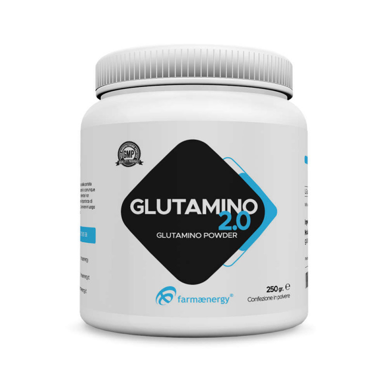 Glutamino 2.0 250g Farmaenergy