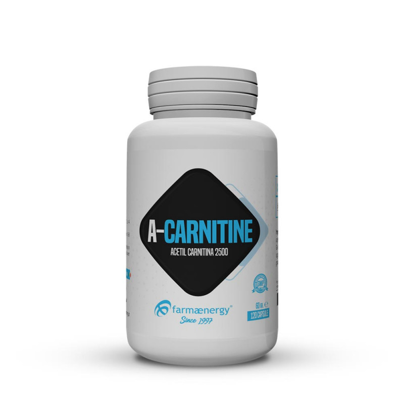 A-Carnitine 120 cpr New
