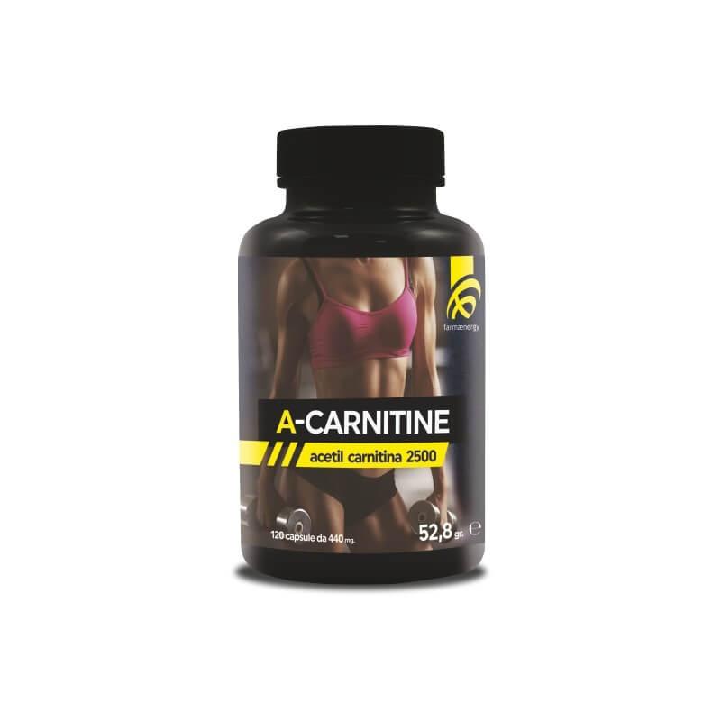 A-CARNITINE 120 Tabs