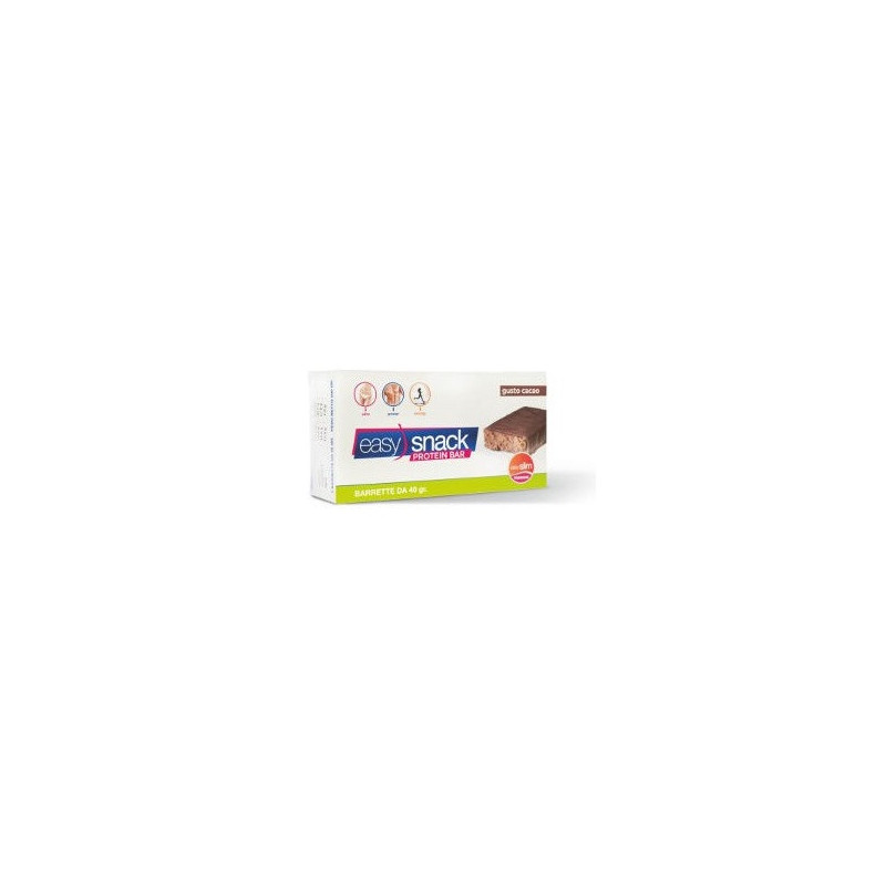 Easy Snack 10 barrette da 40g Farmaenergy