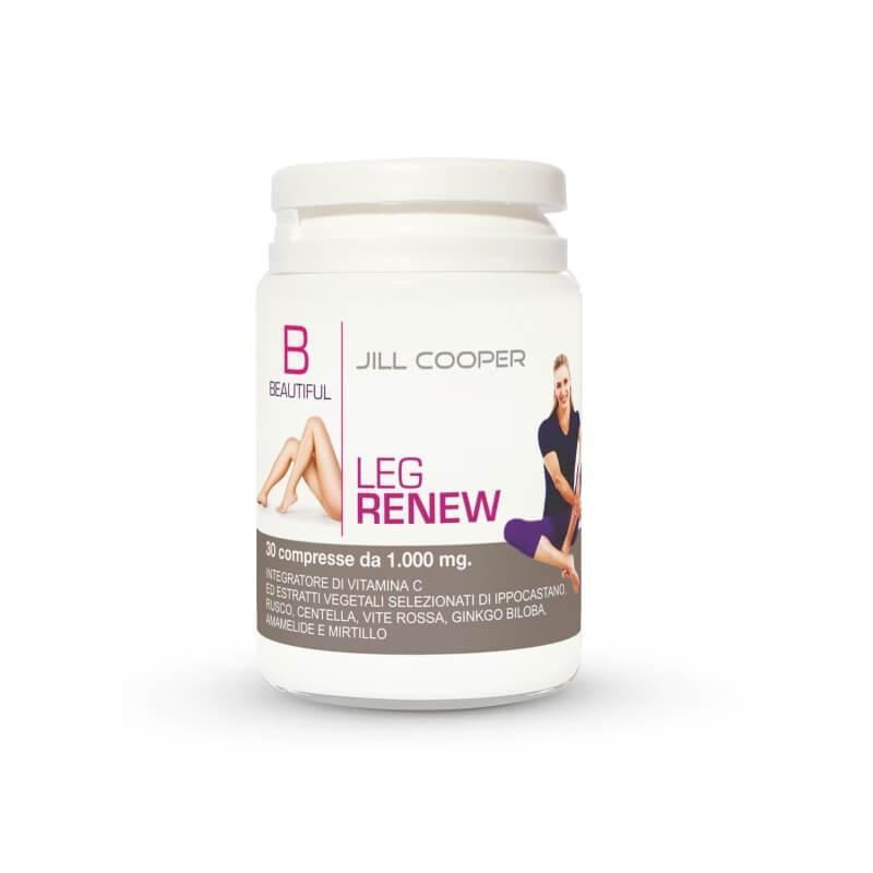 BE BEAUTIFUL LEG RENEW 30 Caps