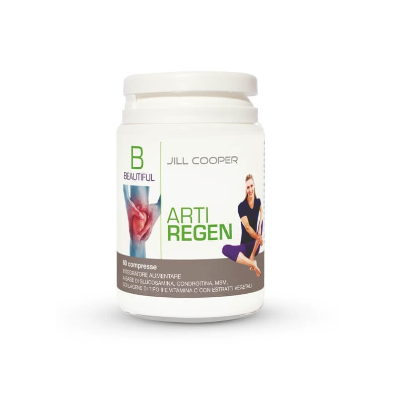 Be Beautiful Arti-Regen 60 cpr