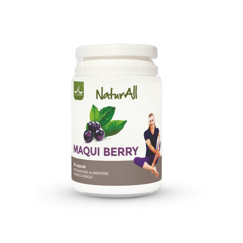 Natur All Maqui Berry 60 capsule