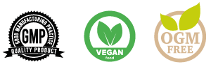 Certificazione GMP, Vegan Friendly e OGM Free